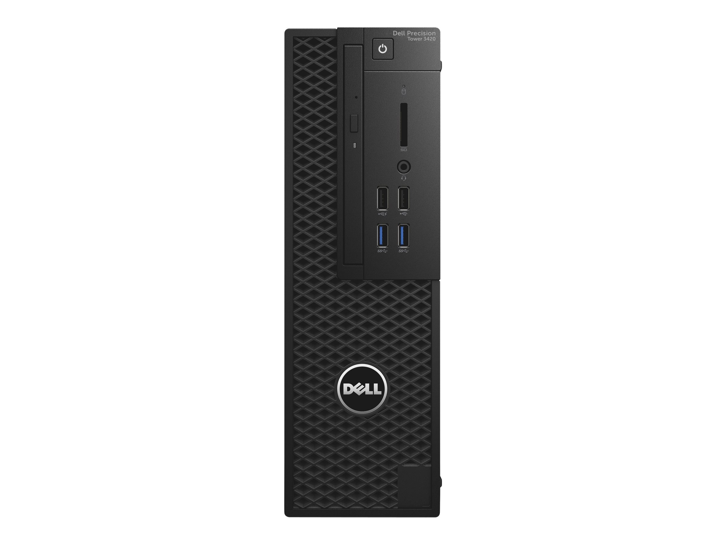 Dell Precision 3420 3.2GHz Core i5 Microsoft Windows 7 Professional 64-bit Edition   Windows 10 Pro, 7YPKD