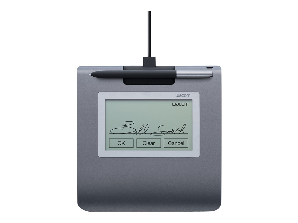 Wacom Digital Signature Pad