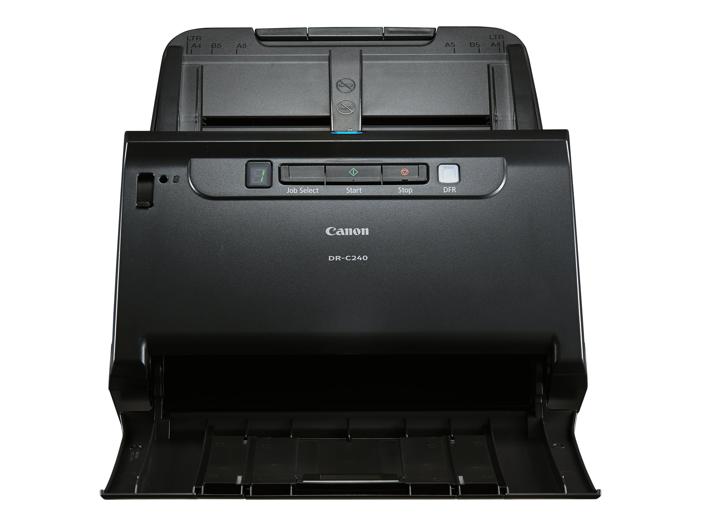 Open Box Canon imageFORMULA DR-C240 Document Management Scanner, 0651C002