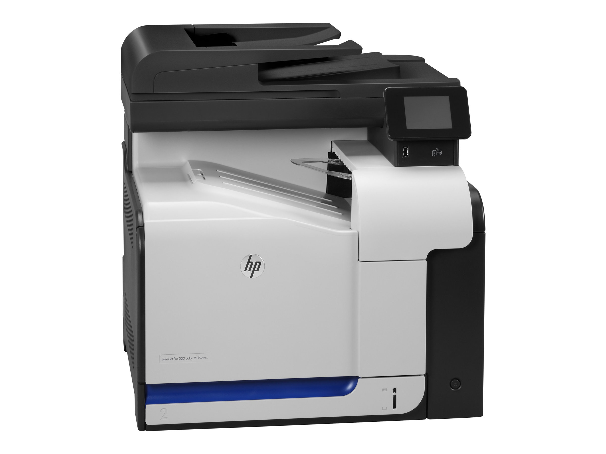 HP LaserJet Pro 500 color MFP M570dn $999 - $250 instant rebate = $749 expires 2 29 16, CZ271A#BGJ, 14713474, MultiFunction - Laser (color)