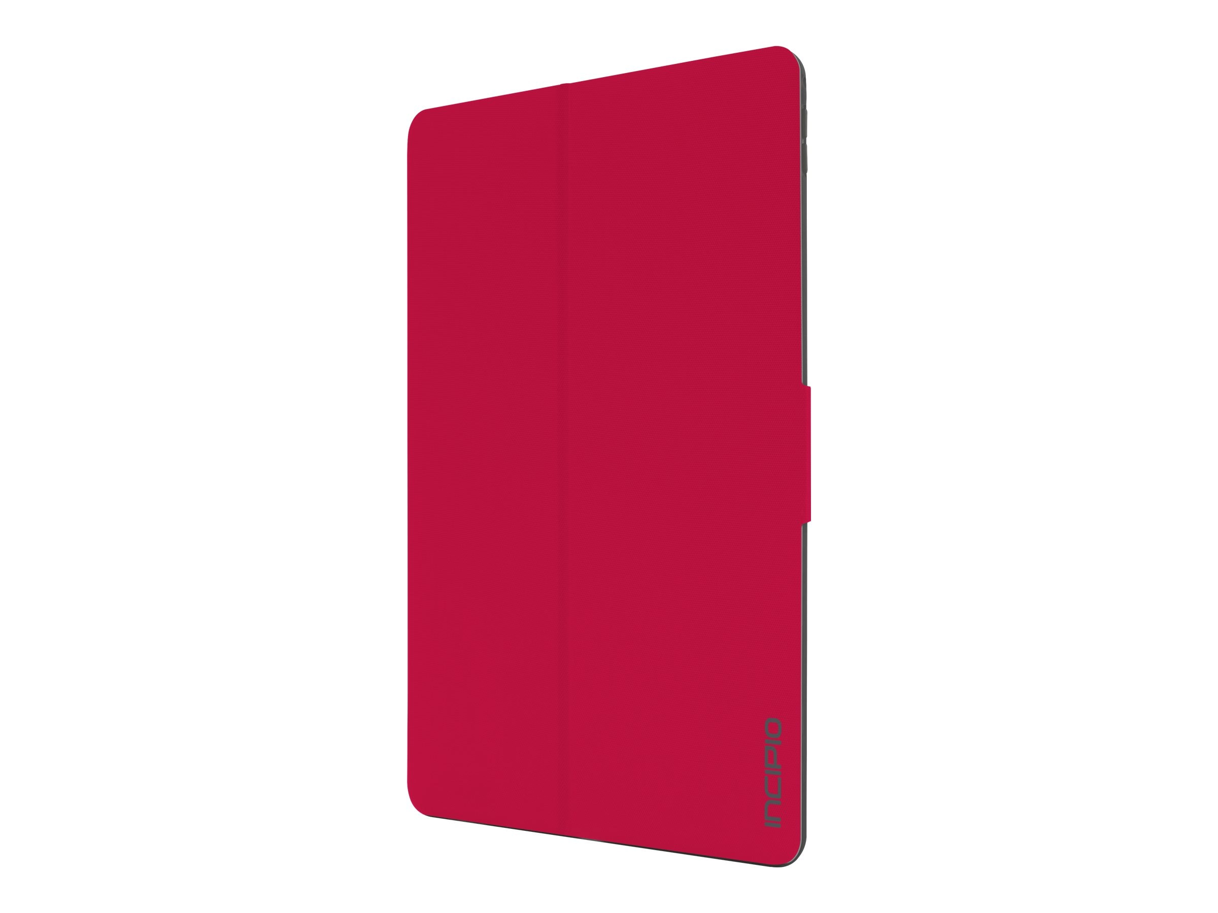 Incipio Clarion Folio Case w  Magnetic Fold Over Closure for iPad Pro, Red, IPD-286-RED, 31211741, Carrying Cases - Tablets & eReaders