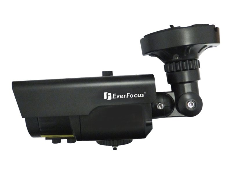 Everfocus E-Line Plus IR Dual Voltage Varifocal IP66 Bullet Camera