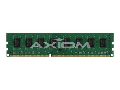 Axiom 2GB PC3-10600 240-pin DDR3 SDRAM DIMM, TAA, AXG50993343/1, 15600990, Memory