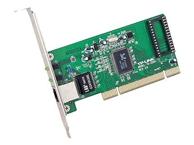 TP-LINK Network Interface Card 10 100 1000Mbs PCI 32-bit, TG-3269