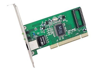 TP-LINK Network Interface Card 10 100 1000Mbs PCI 32-bit, TG-3269, 17265785, Network Adapters & NICs