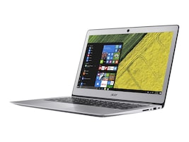 Acer Swift 3 SF314-51-50CX Core i5-7200U 2.5GHz 8GB 256GB SSD ac BT FR WC 4C 14 FHD W10H64 Silver, NX.GKBAA.006, 33398932, Notebooks
