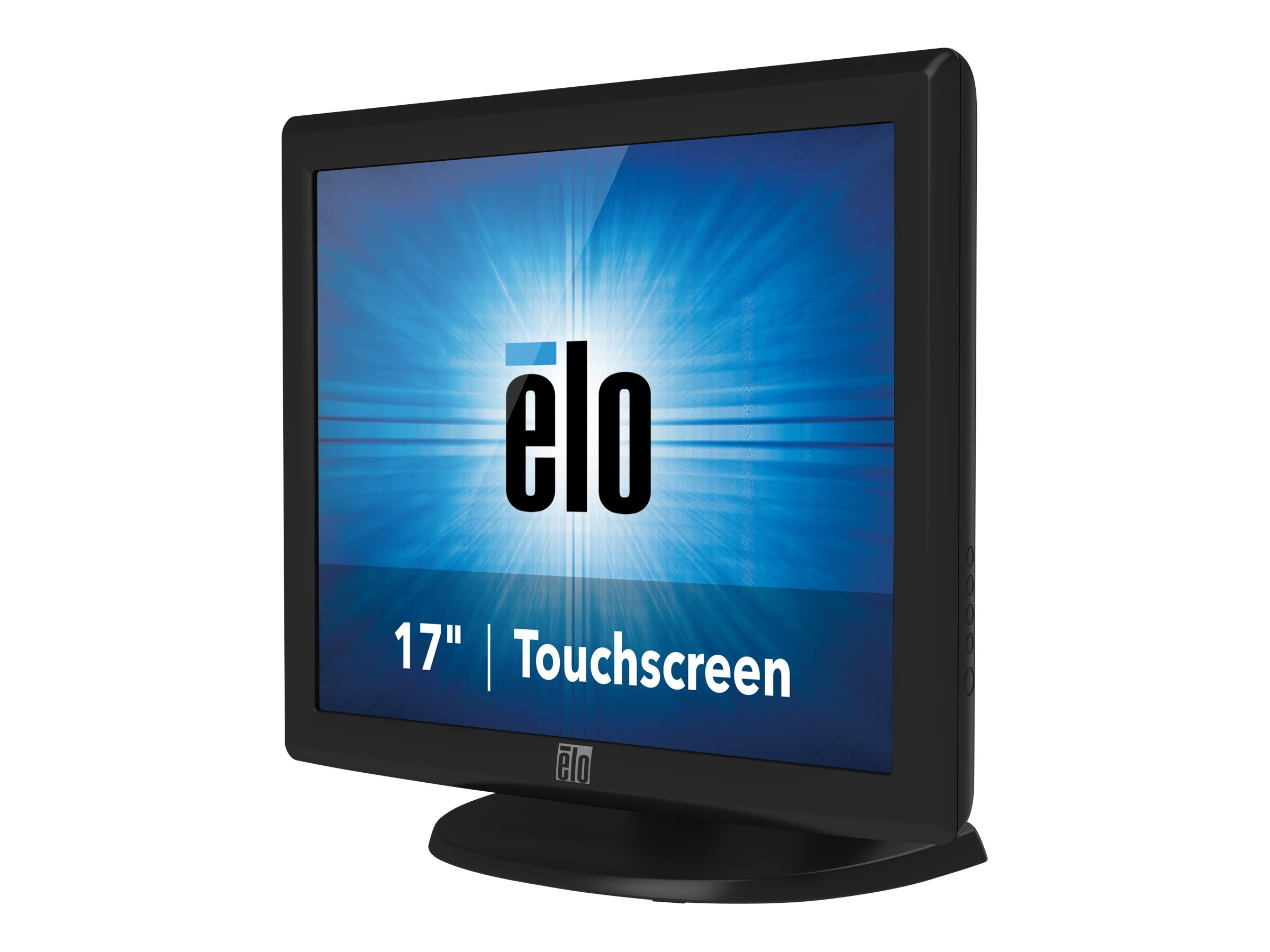 ELO Touch Solutions 1715L 17 LCD IntelliTouch Dual Serial USB Controller Gray
