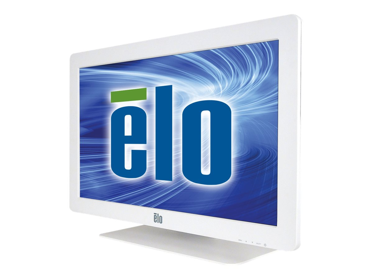 ELO Touch Solutions 2401LM 24 LCD VGA DVI Medical Intellitouch USB RS-232 Antiglare, E263686