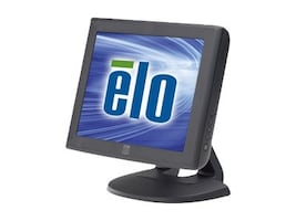 ELO Touch Solutions 12 1215L 1000  Series LCD Desktop Touchmonitor IntelliTouch Dual Serial USB, E991639, 6889921, Monitors - LCD