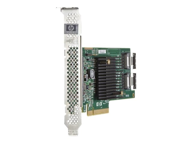 HPE H220 Host Bus Adapter, 650933-B21, 14367436, Host Bus Adapters (HBAs)
