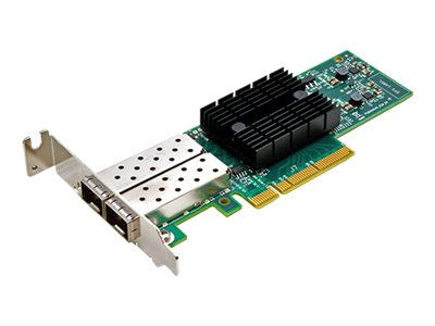 Synology Dual-port 10GB SFP+ CTLR PCIE 3.0 x8 Ethernet Adapter, E10G17-F2