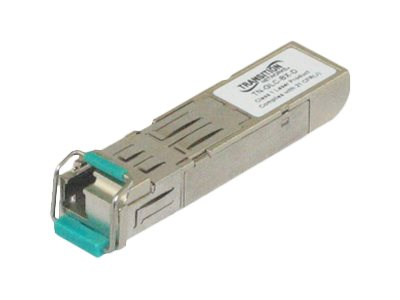Transition SFP CC 100Base-LX 1310nm SM LC 80km 3.3V Transceiver