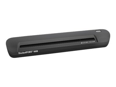 Ambir DocketPort 468 Simplex Document & ID Scanner, DP468, 12043585, Scanners