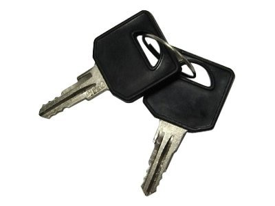 Gizmac Spare Keys for XRACKPRO2 4U (Set of 2)