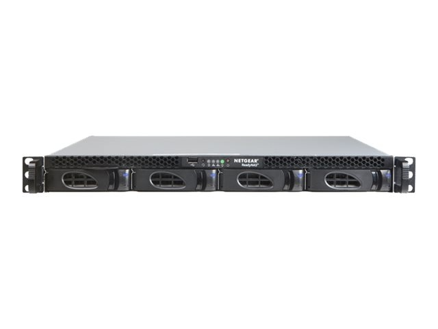 Netgear ReadyNAS 2304 Rackmount 1U 4-Bay Dual Gigabit Ethernet Storage