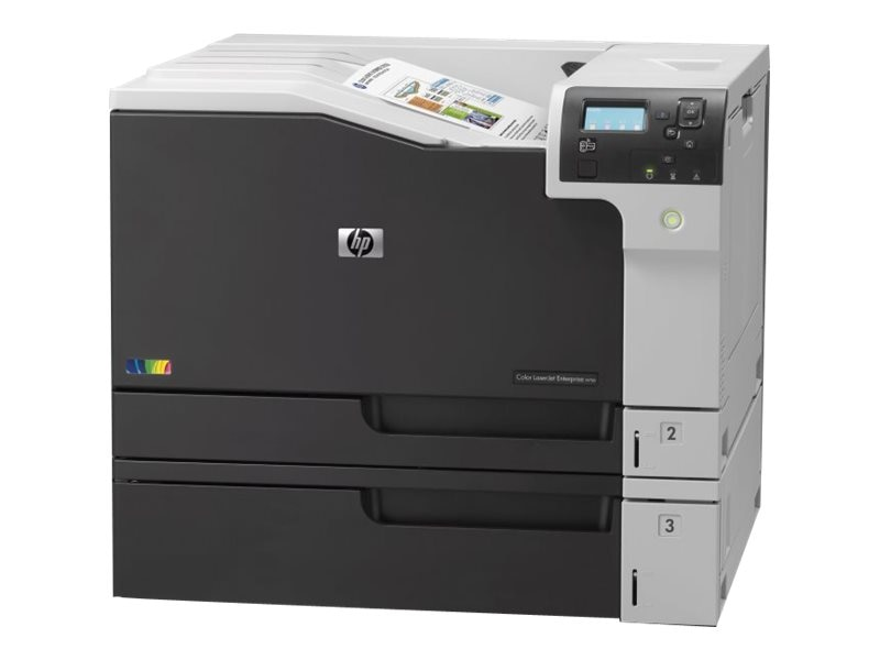 HP Color LaserJet Enterprise M750dn Printer, D3L09A#BGJ, 16327788, Printers - Laser & LED (color)