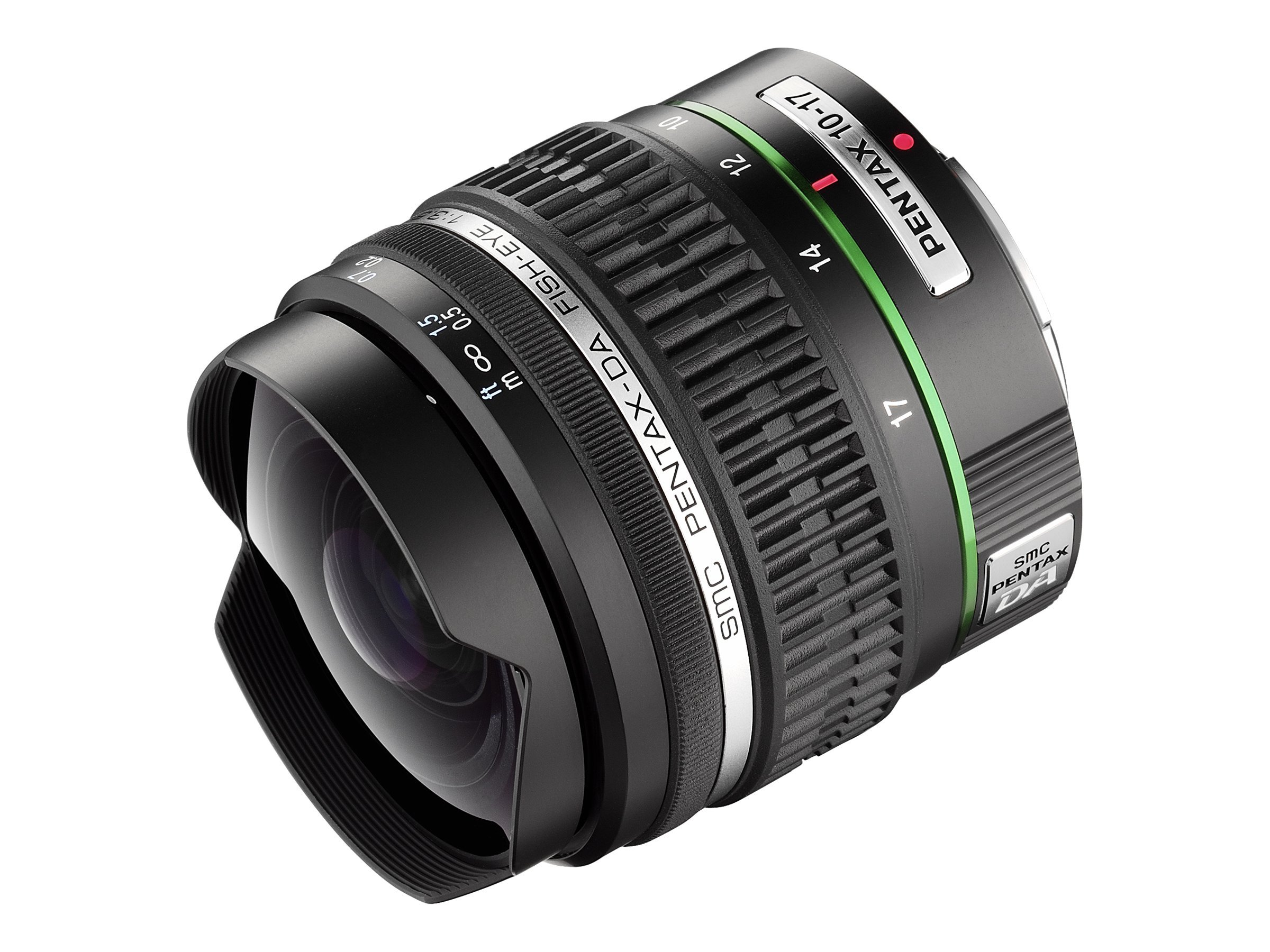 Pentax Zoom Fisheye to Super Wide-Angle SMCP-DA 10-17mm f 3.5-4.5 ED (IF) Autofocus Lens for Digital SLR, 21580, 9639636, Camera & Camcorder Lenses & Filters