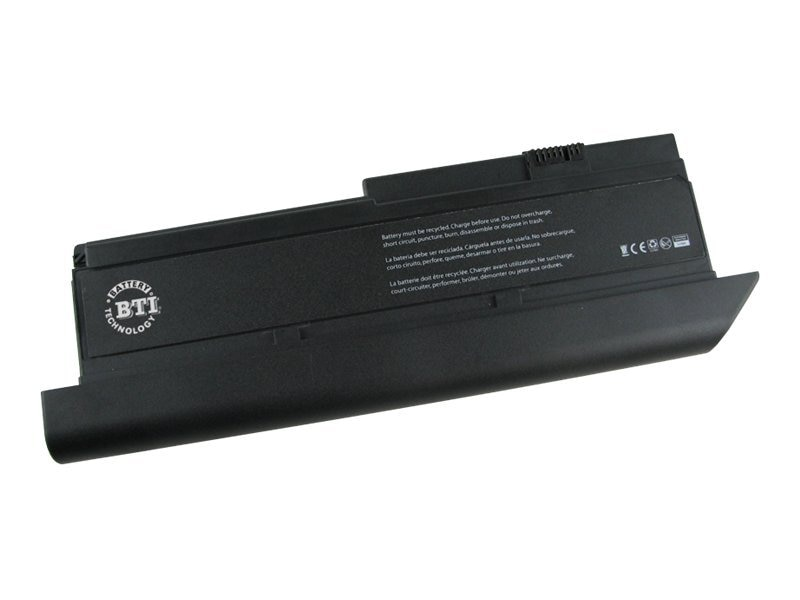 BTI Battery, Li-Ion 11.1V 7800mAh 9-cell for Thinkpad 47++ X200 X201 Series, 43R9255-BTI