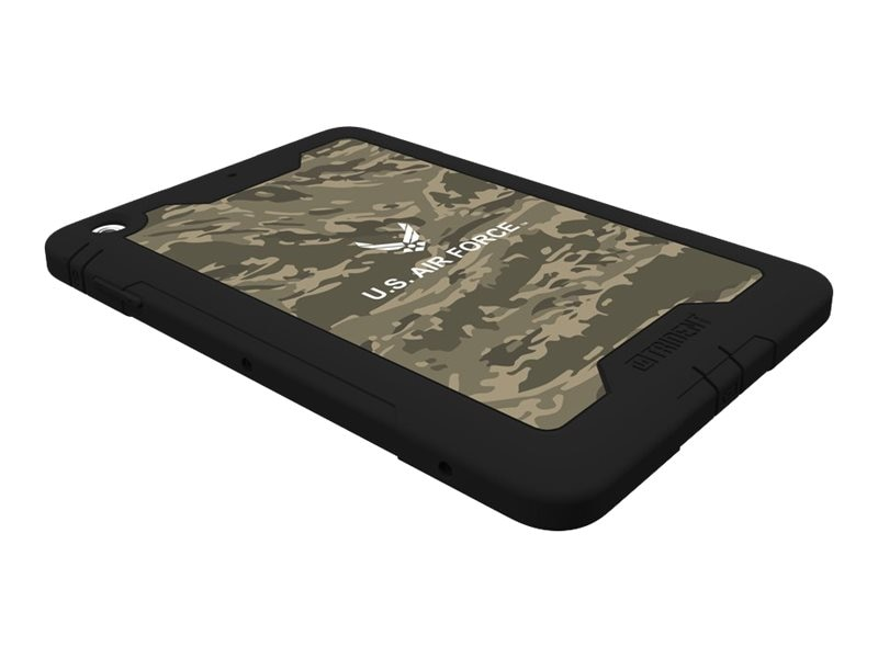Trident Case 2014 Cyclops Case for iPad mini w  Red US Air Force Camo Series 1, CY-APIPMR-BKK02
