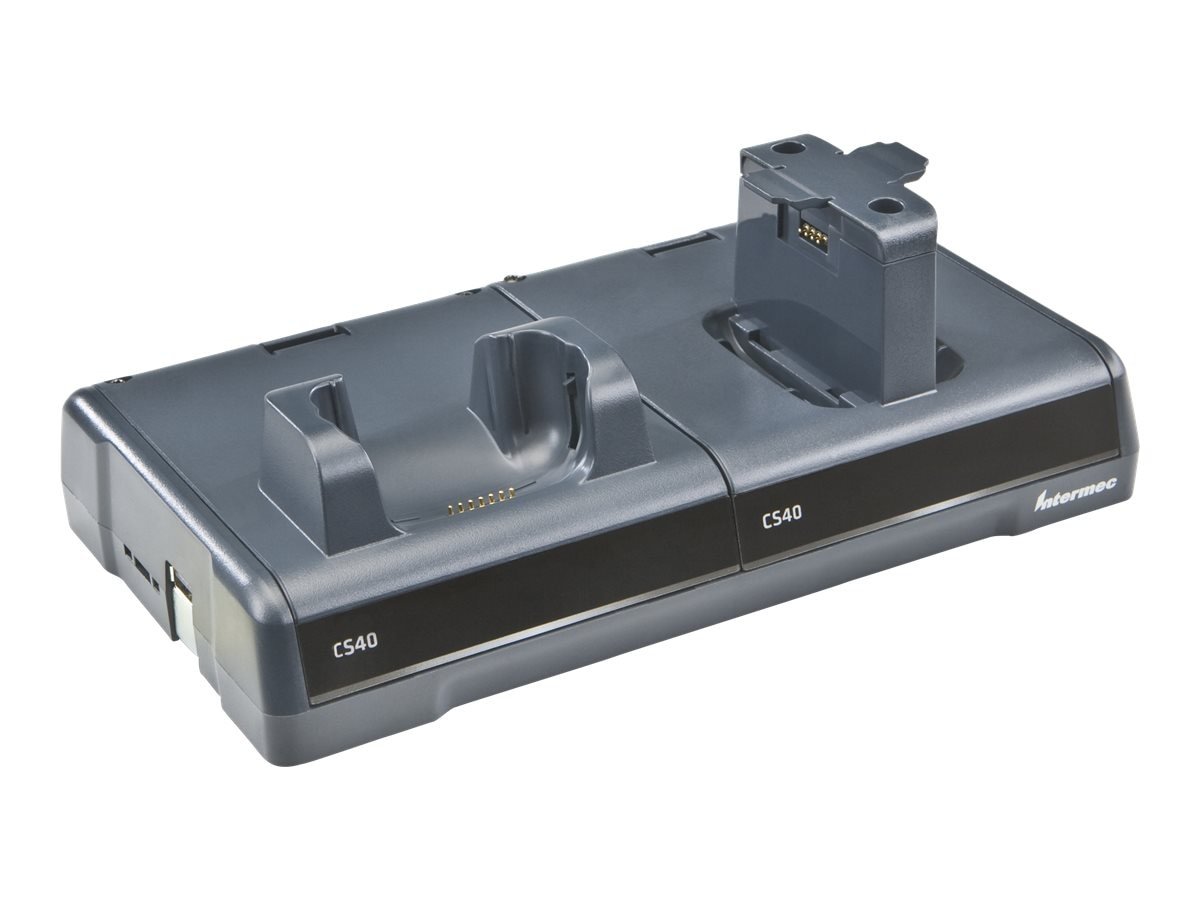 Intermec Desktop Dock, NA Power Cord for CS40