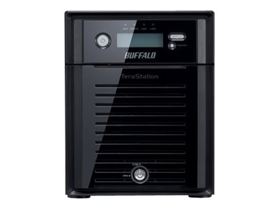 BUFFALO 8TB TeraStation 5400DN WSS NAS, WS5400DN0804W2, 19021688, Network Attached Storage