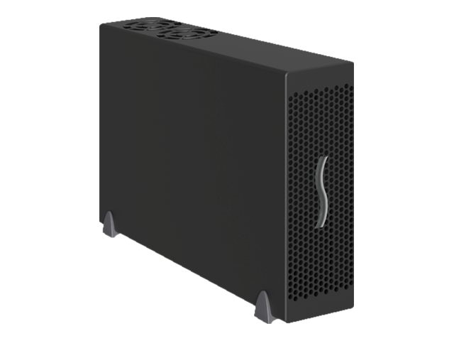 Sonnet Echo Express III-D Desktop Thunderbolt 2 Expansion Chassis, ECHO-EXP3FD, 17102151, PC Card/Flash Memory Readers