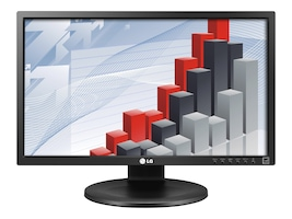 LG 24 MB35PU-B Full HD LED-LCD Monitor, Black, 24MB35PU-B, 16717794, Monitors