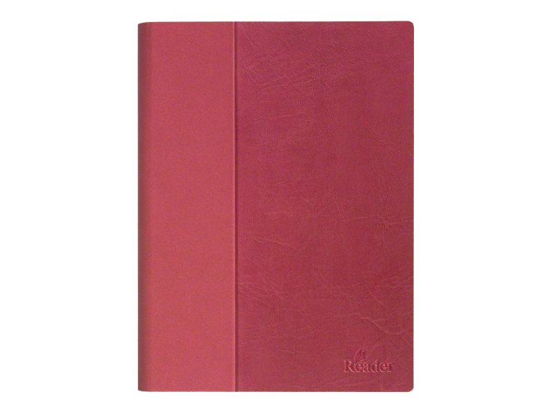 Sony Standard Cover for Reader PRS-T1, Red, PRSA-SC10R, 13189341, Carrying Cases - DMP