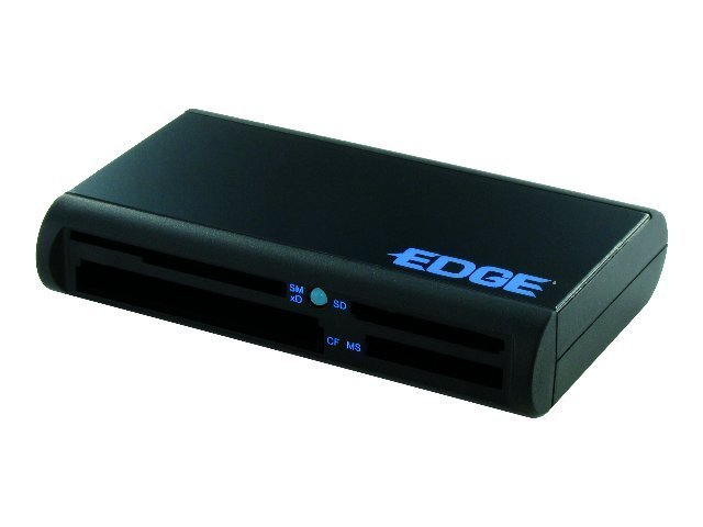 Edge All-In-One USB 2.0 Digital Card Reader, EDGDM-222499-PE, 30964468, PC Card/Flash Memory Readers