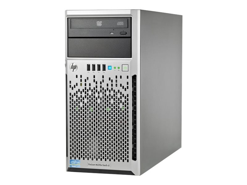 HPE ProLiant ML310e Gen8 v2 Intel 3.5GHz Xeon, 768729-001, 17463458, Servers