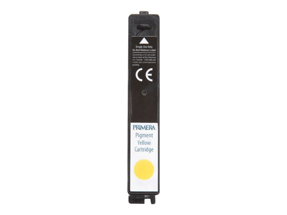 Primera Yellow Pigment Ink Cartridge for LX900, 53439, 26272012, Ink Cartridges & Ink Refill Kits