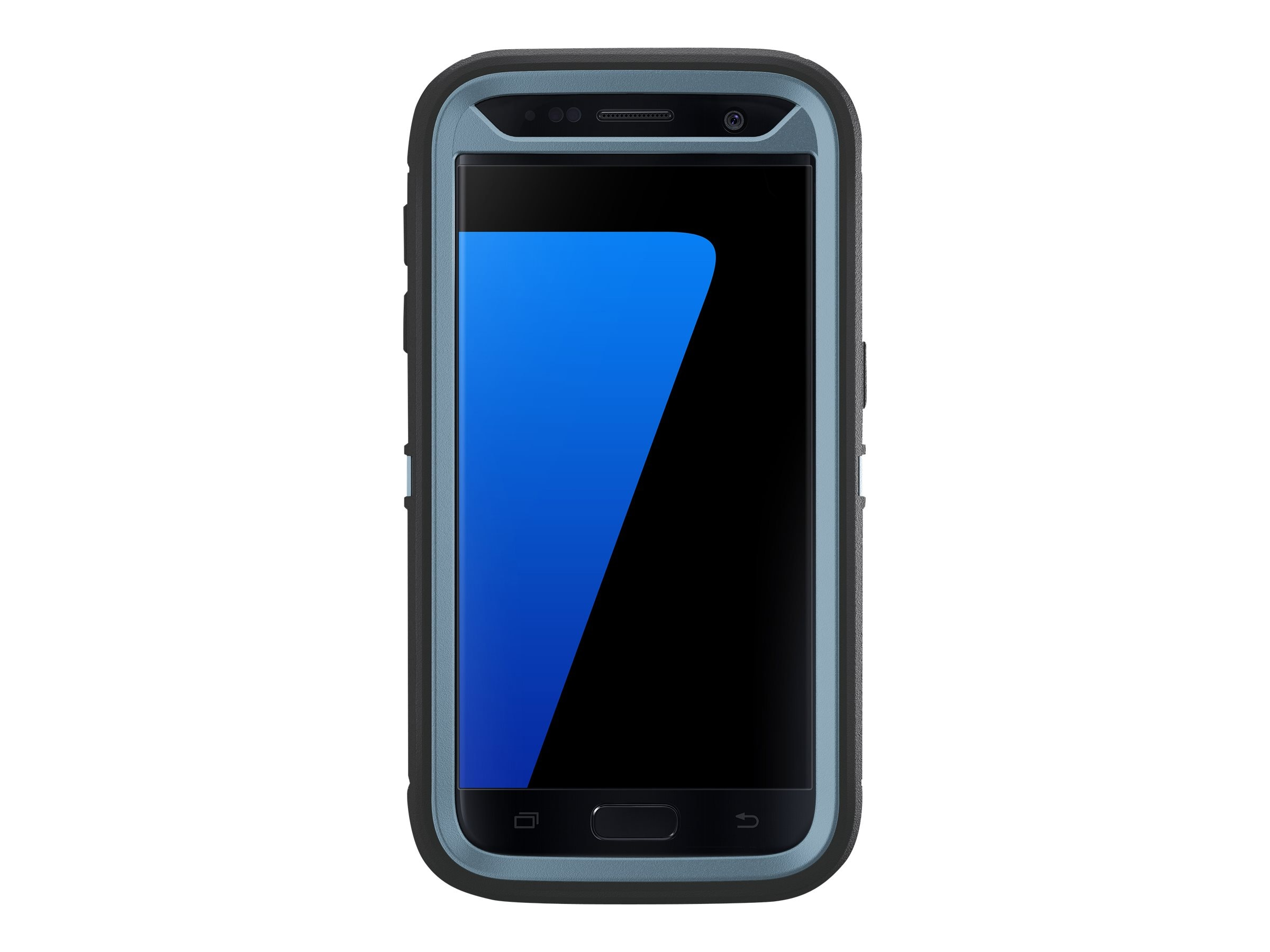 OtterBox Defender Series Case for Samsung Galaxy S7, Steel Berry