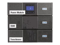 Open Box Eaton 9PX 11kVA 10kW 208V Online 9U R T UPS HW In Out Power Module EBM MBP 5kVA Transformer