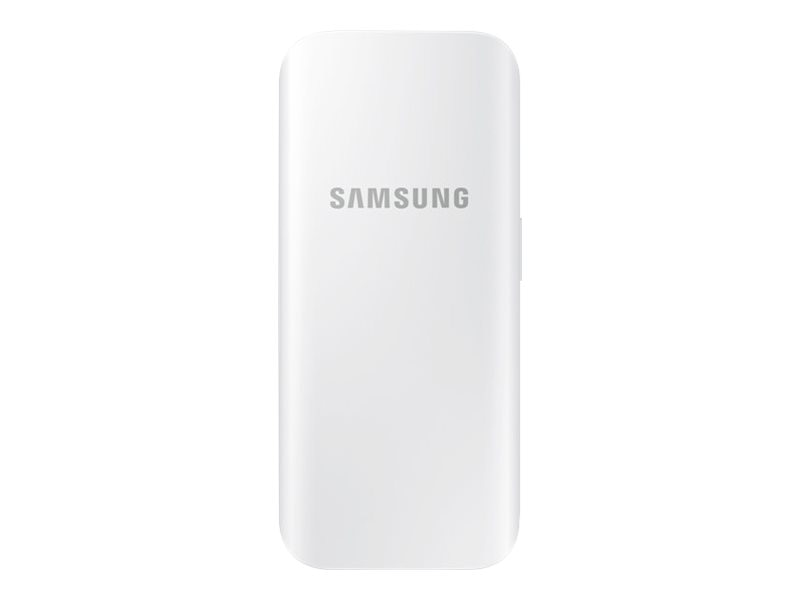 Samsung Portable Battery Pack 2100mAh, White, EB-PJ200BWEGUS