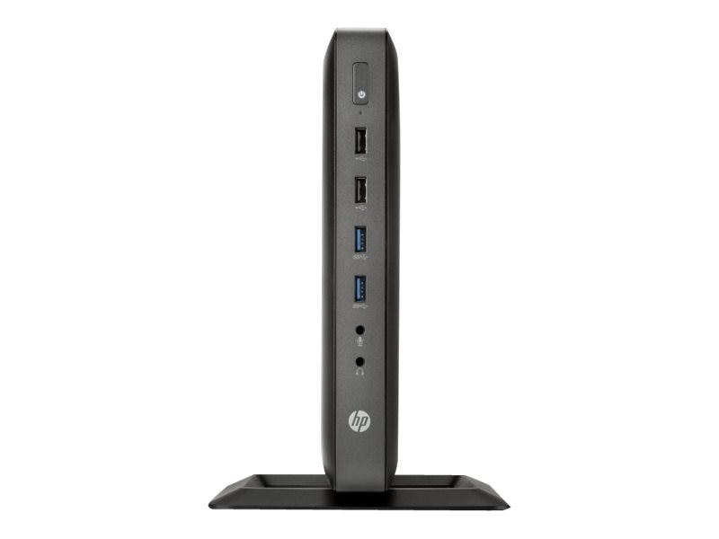 HP t620 Flexible Thin Client AMD DC GX-217GA 1.65GHz 4GB RAM 16GB Flash HD8280E GbE WES7E, F5A53AA#ABA, 16670797, Thin Client Hardware