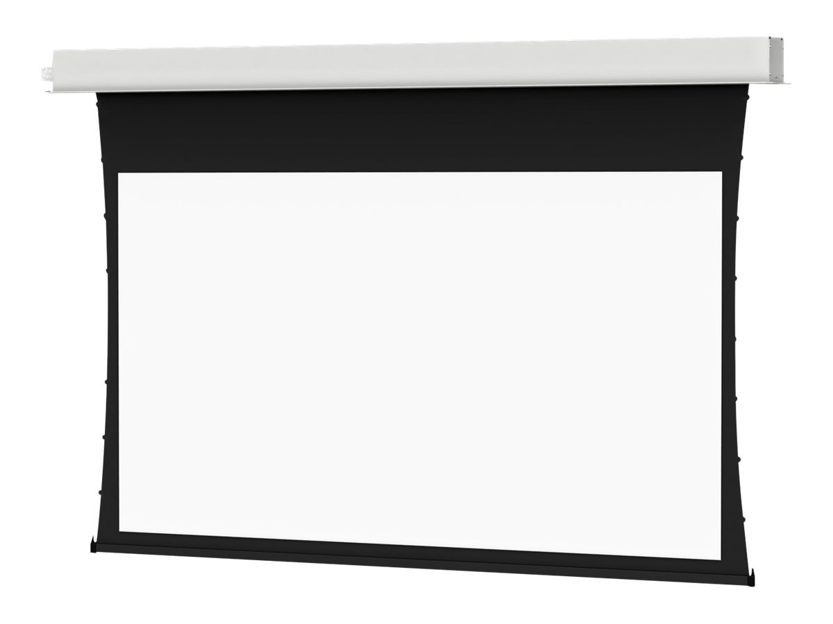 Da-Lite Tensioned Advantage Electrol Projection Screen, Da-Mat, 4:3, 84, Video Projector Interface, 84346LSI