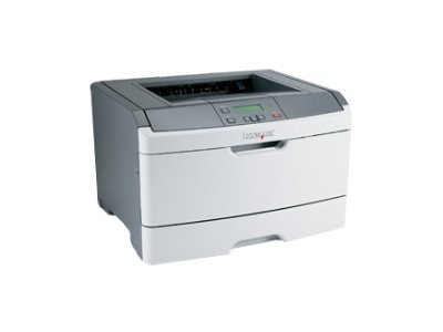 Lexmark E360dt Monochrome Laser Printer w  550-Sheet Drawer Tray (TAA Compliant), 34S0408