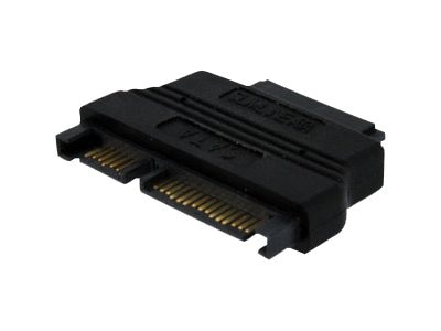 StarTech.com Female Slimline SATA to SATA Adapter with Power, SLSATAADAP, 10448589, Adapters & Port Converters