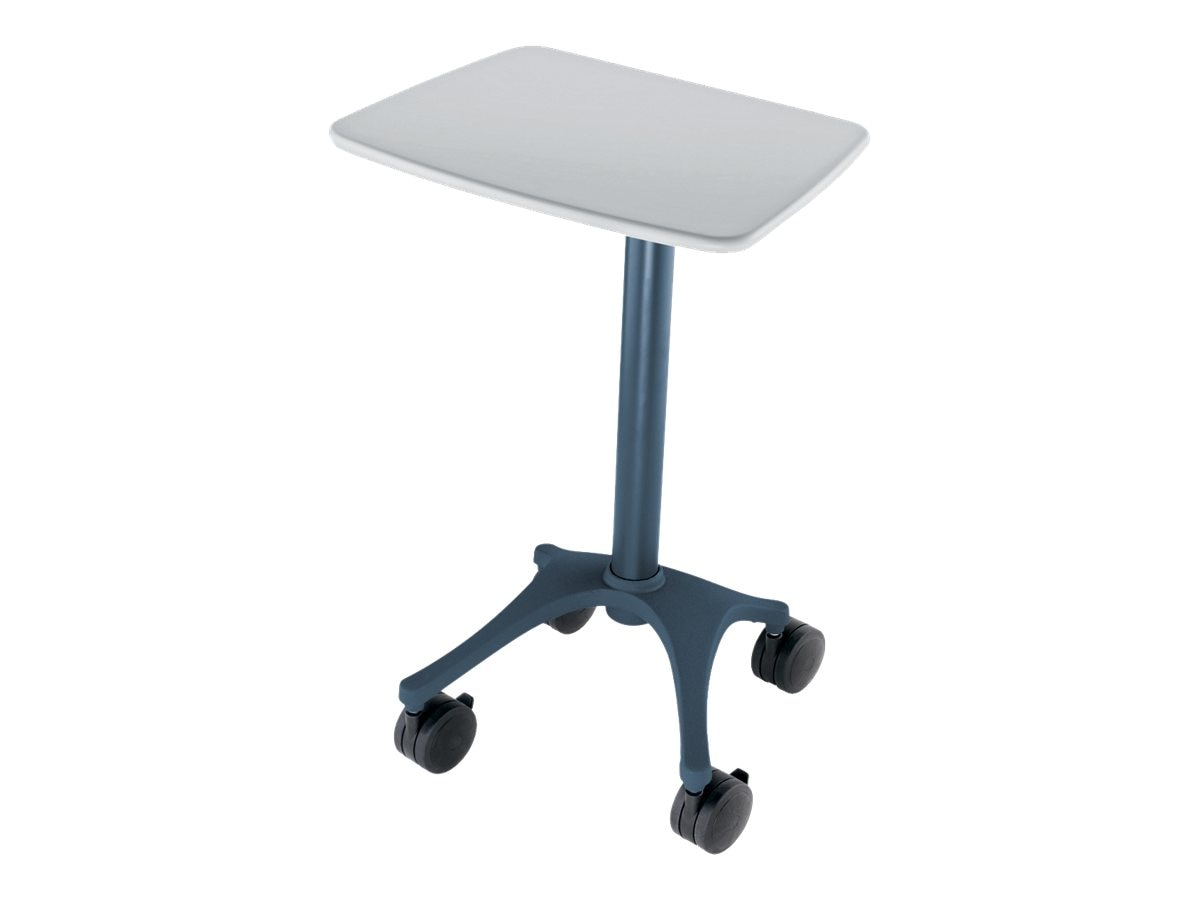 Ergotron 22w Fixed Height Cart, Slate Blue Cool Gray