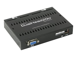 Matrox DualHead2Go Digital Edition, D2G-A2D-IF, 7531453, Graphics/Video Accelerators