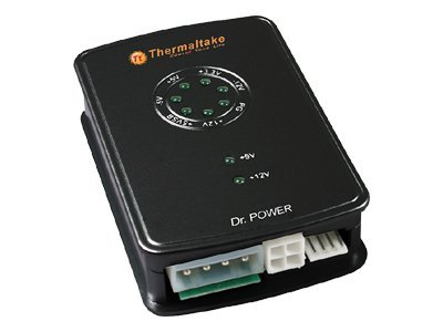 Thermaltake Dr. Power Tester for PC Power Supplies, A2358, 9687347, Tools & Hardware