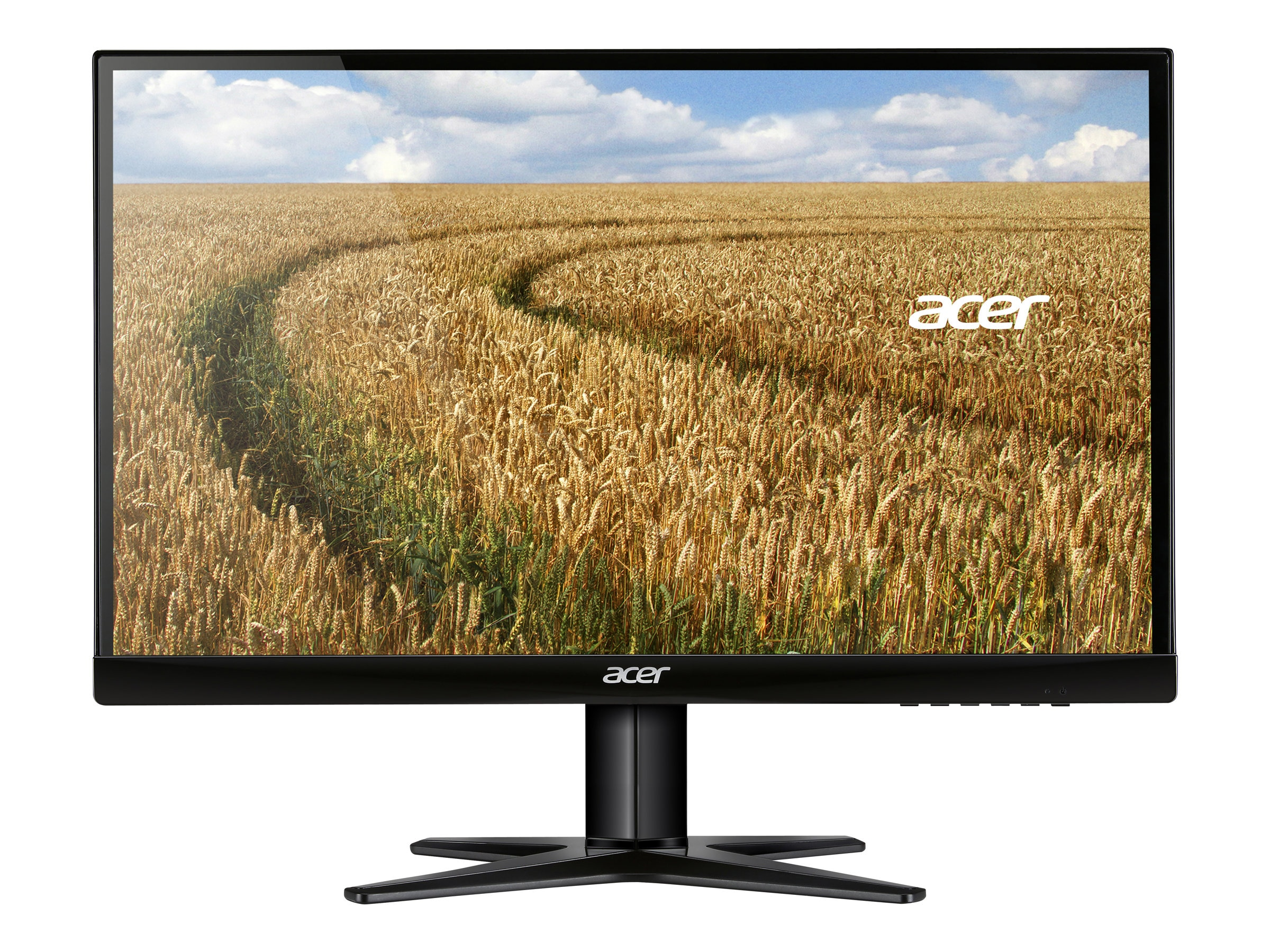 Acer 23.8 G247HYL bmidx Full HD LED-LCD Monitor, Black