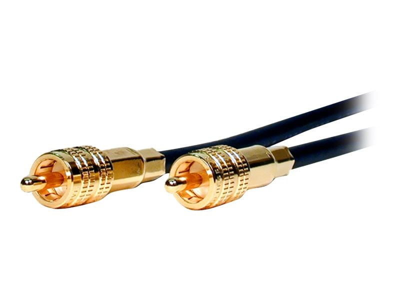 Comprehensive Pro Series RCA (M-M) Video Cable, Plenum, 35ft