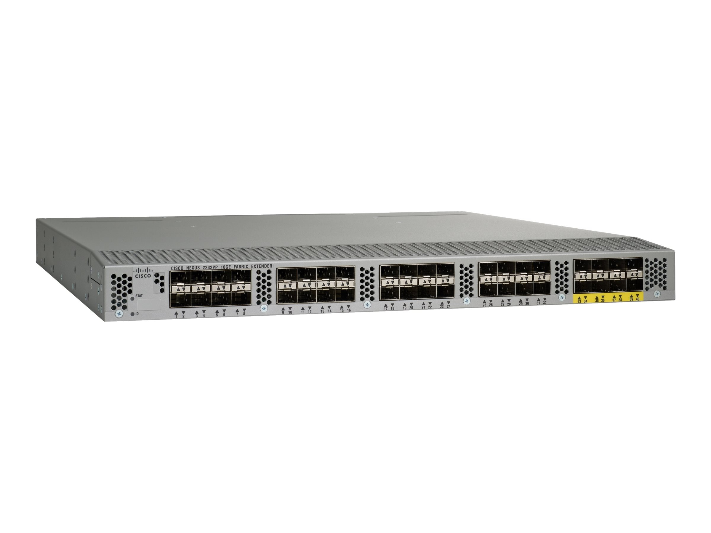 Cisco N2k Power Airflow Packaged Options, N2232PP-FD-BUN