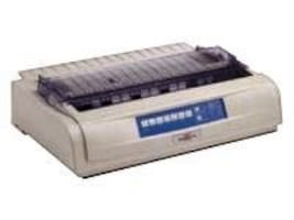Oki MicroLine 491 Dot Matrix Printer, 62419001, 420221, Printers - Dot-matrix