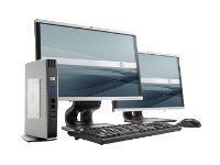 HP t574x Thin Client 2GB RAM WES7, H1T02UC#ABA