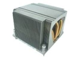 Supermicro 2U and Dual Processor Server Heatsink, for LGA1366 Socket, SNK-P0038P, 9710244, Cooling Systems/Fans