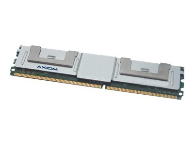 Axiom 4GB PC2-5300 240-pin DDR2 SDRAM FBDIMM for BladeCenter HS21 (XM), IntelliStation Z Pro, System x3450, 46C7419-AX