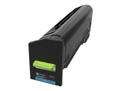 Lexmark Cyan Ultra High Yield Toner Cartridge for CX860 Series, 82K0U20, 31440041, Toner and Imaging Components