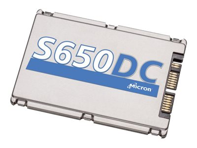 Crucial 800GB S650DC SAS 12Gb s 512 Byte 2.5 7mm Internal Solid State Drive